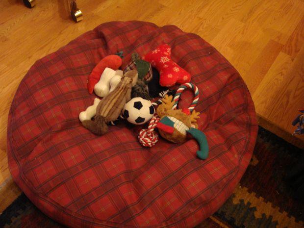 So many toys